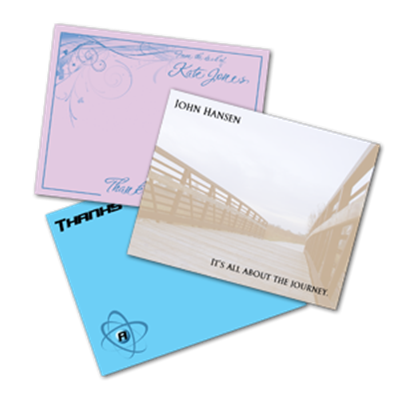 Invitation, Note Cards